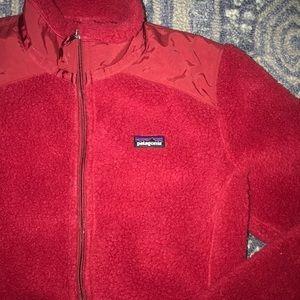 NWOT Patagonia Retro X Jacket *Deep Red*